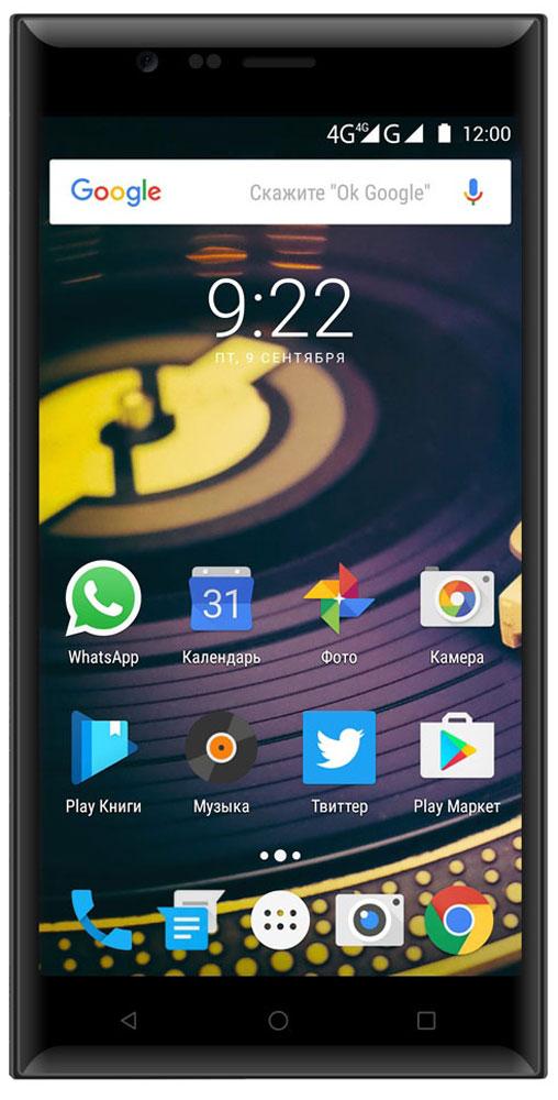 Highscreen Boost 3 SE, Black23519Highscreen Boost 3 SE раскроет потенциал топовых моделей наушников. Специалисты Highscreen совместно с энтузиастами качественного звучания сделали все возможное, чтобы достичь лидирующего звука. Ваши уши расскажут вам гораздо больше чем буквы и цифры. Highscreen Boost 3 SE предлагает совершенно новый подход к прослушиванию музыки, теперь любой плеер может использовать все преимущества фирменного звукового тракта HI SOUND, обойдя ограничения ОС Android. В телефоне используется прямая передача аудиопотока на внутренний DAC в обход ограничений операционной системы Android, которая осуществляет даунсемплинг любого сигнала с частотой дискретизации выше 48 кГц. Фирменный плеер обеспечит максимальное хорошее качество звука. Телефон Highscreen Boost 3 SE воспроизводит все популярные форматы файлов, включая wav, flac, mp3 и DSD. Аппарат поддерживает UPnP/DLNA, воспроизведение файлов из сети с доступом по Samba, потоковое аудио с радиостанций ...