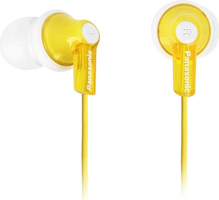 Panasonic RP-HJE118GUY, Yellow наушникиRP-HJE118GUYPanasonic RP-HJE118GUY, Yellow - миниатюрные наушники-вкладыши канального типа. Данная модель основана на эргономичном дизайне Ergofit, обеспечивающем комфорт при длительном использовании. Динамики высокого качества гарантируют воспроизведение чистого звука.
