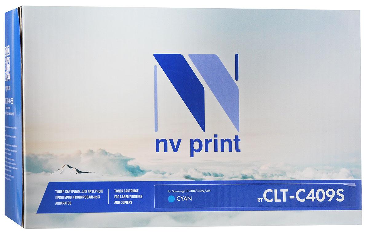 NV Print CLT-C409S, Cyan тонер-картридж для Samsung CLP-310/310N/315CLTC409SCСовместимый лазерный картридж NV Print CLT-C409S для печатающих устройств Samsung - это альтернатива приобретению оригинальных расходных материалов. При этом качество печати остается высоким. Лазерные принтеры, копировальные аппараты и МФУ являются более выгодными в печати, чем струйные устройства, так как лазерных картриджей хватает на значительно большее количество отпечатков, чем обычных. Для печати в данном случае используются не чернила, а тонер.