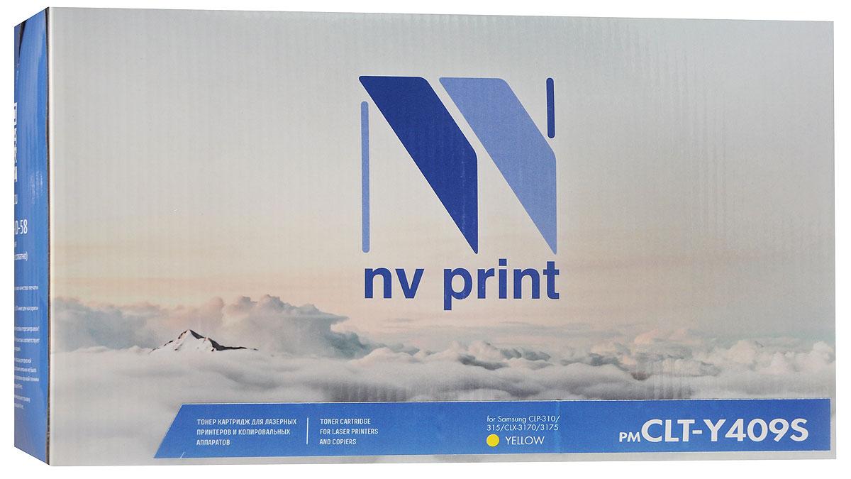 NV Print CLT-Y409S, Yellow тонер-картридж для Samsung CLP-310/315/CLX-3170/3175NV-CLTY409SYСовместимый лазерный картридж NV Print CLT-Y409SY для печатающих устройств Samsung - это альтернатива приобретению оригинальных расходных материалов. При этом качество печати остается высоким. Тонер-картридж NV Print CLT-Y409SY спроектирован и разработан с применением передовых технологий, наилучшим образом приспособлен для эффективной работы печатного устройства. Все компоненты оптимизируют процесс печати и идеально сочетаются в течение всего времени работы, что дает вам неизменно качественные результаты при использовании вашего лазерного принтера.