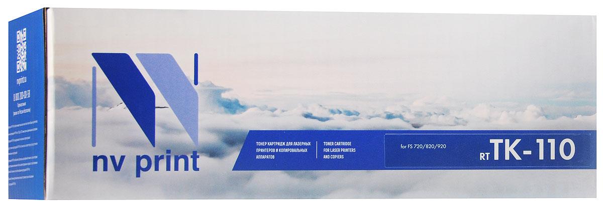 NV Print TK-110, Black тонер-картридж для Kyocera FS-720/820/920NV-TK110Совместимый лазерный картридж NV Print TK-110 для печатающих устройств Kyocera - это альтернатива приобретению оригинальных расходных материалов. При этом качество печати остается высоким. Тонер-картридж NV Print TK-110 спроектирован и разработан с применением передовых технологий, наилучшим образом приспособлен для эффективной работы печатного устройства. Все компоненты оптимизируют процесс печати и идеально сочетаются в течение всего времени работы, что дает вам неизменно качественные результаты при использовании вашего лазерного принтера.