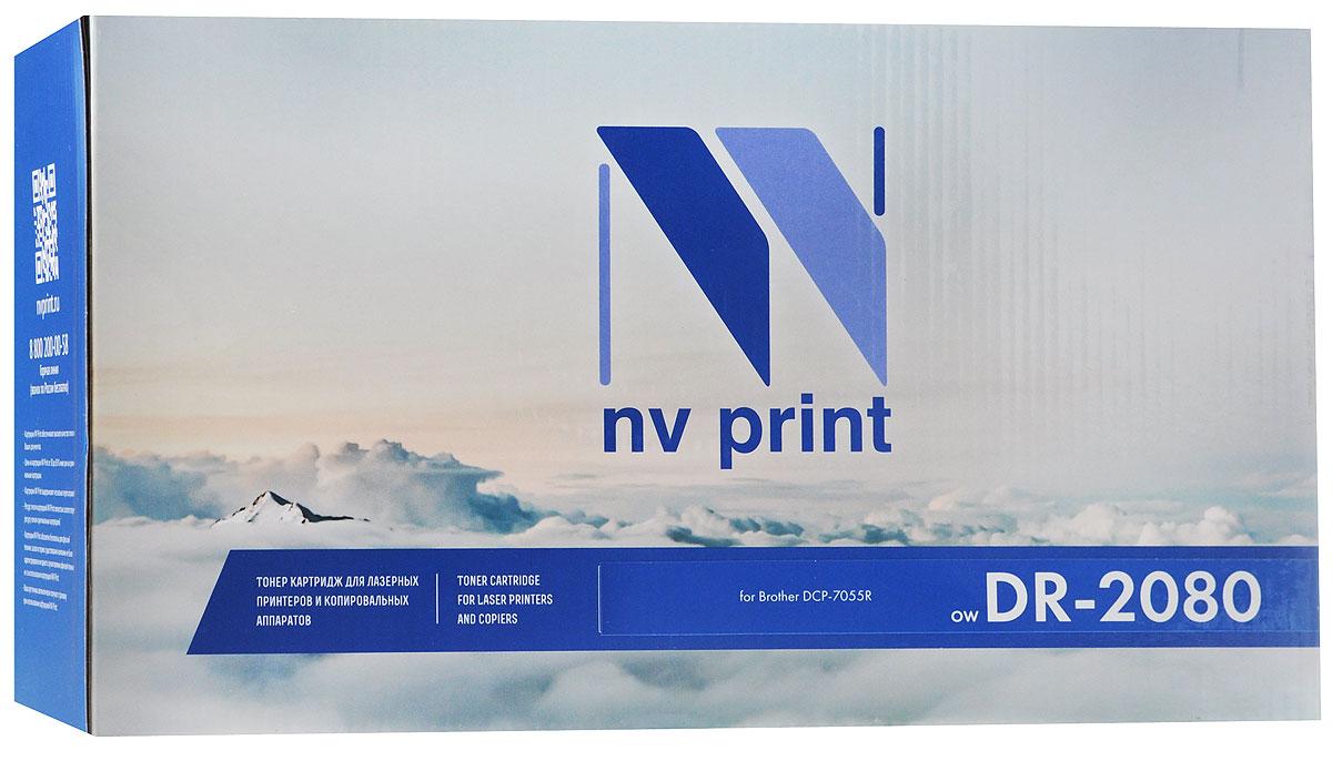 NV Print DR-2080, Black фотобарабан для Brother DCP-7055RNV-DR2080Фотобарабан NV Print DR-2080 производится по оригинальной технологии из совершенно новых комплектующих. Все картриджи проходят тестовую проверку на предмет совместимости и имеют сертификаты качества. Лазерные принтеры, копировальные аппараты и МФУ являются более выгодными в печати, чем струйные устройства, так как лазерных картриджей хватает на значительно большее количество отпечатков, чем обычных.