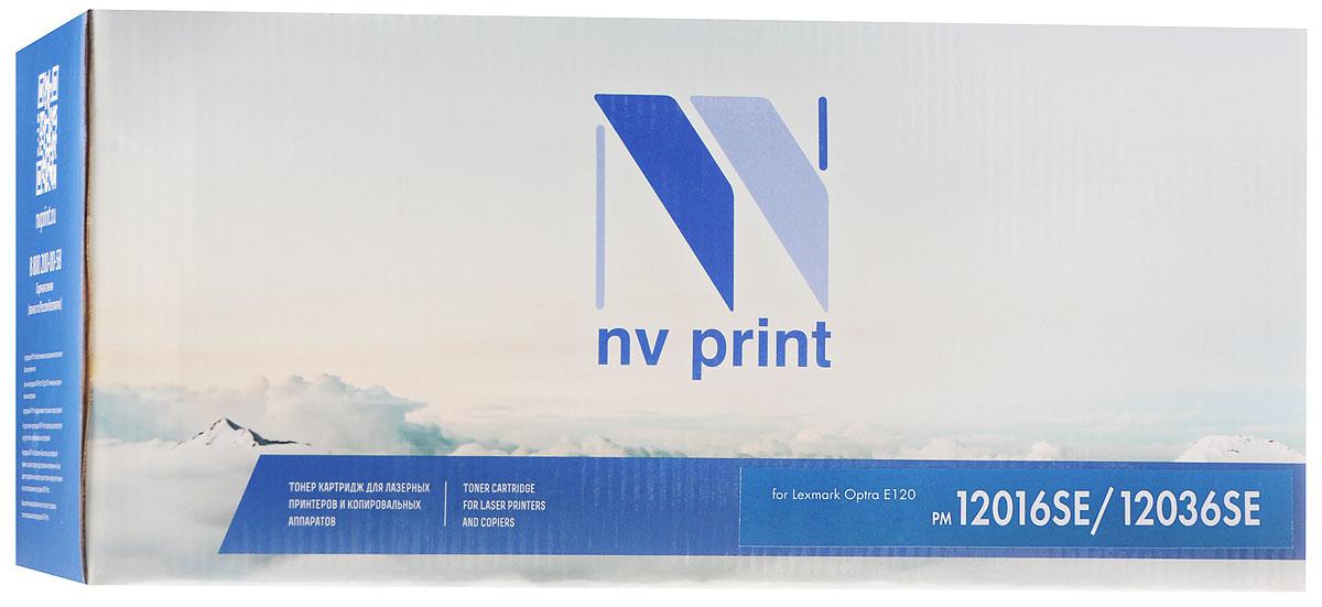 NV Print 12016SE/12036SE, Black тонер-картридж для Lexmark Optra E120NV-12016SE/12036SEСовместимый лазерный картридж NV Print 12016SE/12036SE для печатающих устройств Lexmark - это альтернатива приобретению оригинальных расходных материалов. При этом качество печати остается высоким. Тонер-картридж NV Print 12016SE/12036SE спроектирован и разработан с применением передовых технологий, наилучшим образом приспособлен для эффективной работы печатного устройства. Все компоненты оптимизируют процесс печати и идеально сочетаются в течение всего времени работы, что дает вам неизменно качественные результаты при использовании вашего лазерного принтера.