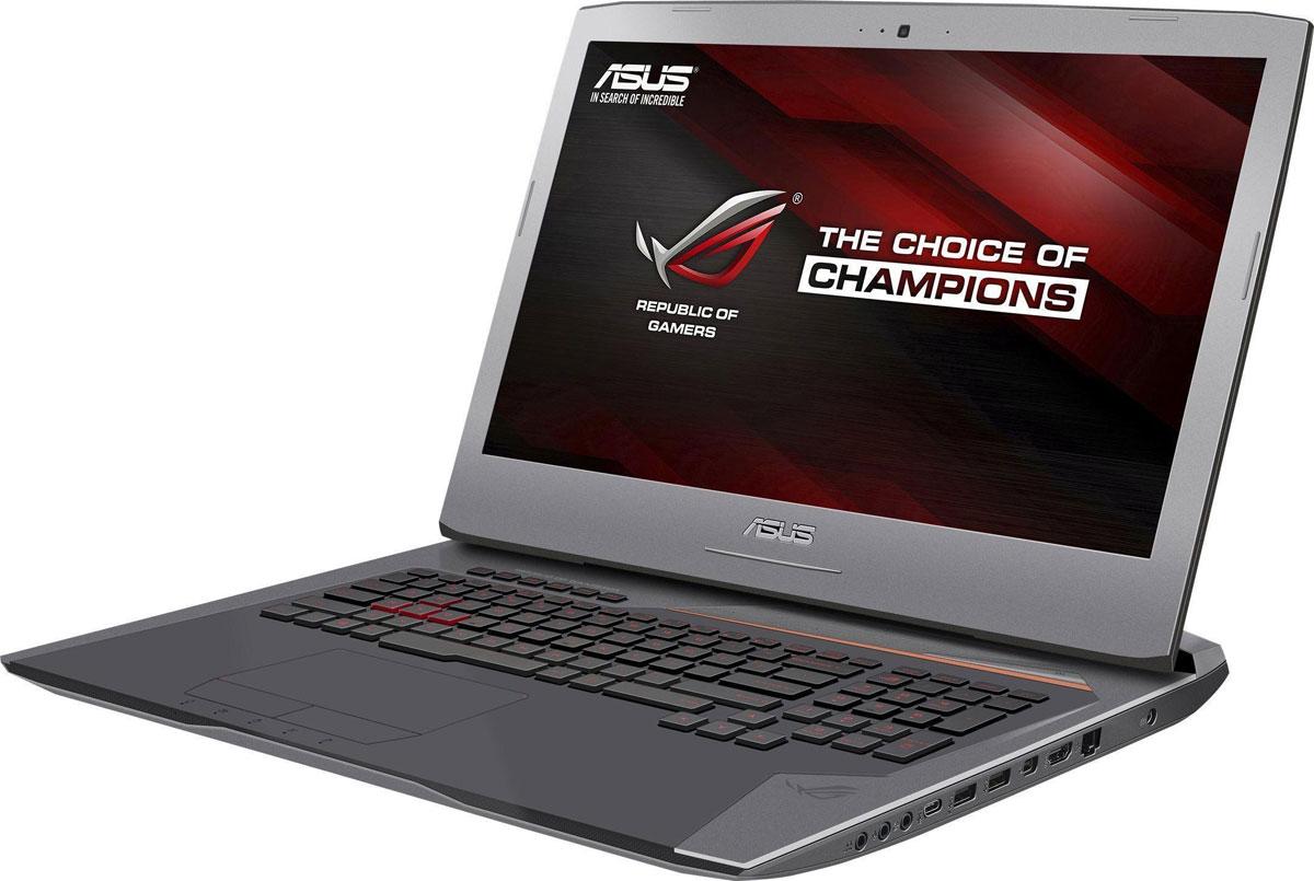 ASUS ROG G752VM (G752VM-GC030T)G752VM-GC030TAsus G752VM - новая модель в линейке геймерских ноутбуков ROG, представляющая собой вершину ее эволюции. В корпусе этого ноутбука, выполненном в темно-серебристом цветовом оформлении с медно- оранжевыми акцентами, скрываются мощные компоненты: современная видеокарта NVIDIA GeForce GTX, процессор Intel Core i7 шестого поколения и 8 гигабайт системной памяти DDR4. Все это работает под управлением операционной системы Windows 10, обеспечивая беспрецедентную скорость в компьютерных играх. Также стоит отметить эргономичную клавиатуру, способную корректно обрабатывать нажатие множества клавиш одновременно. Благодаря мощной аппаратной конфигурации, в которую входят процессор Intel Core i7 шестого поколения и видеокарта NVIDIA GeForce GTX 1060 с микроархитектурой Pascal, ноутбук ROG G752VM позволит насладиться компьютерными играми с максимальным комфортом. Видеокарта NVIDIA GeForce GTX 1060 предлагает полную совместимость с современными системами ...