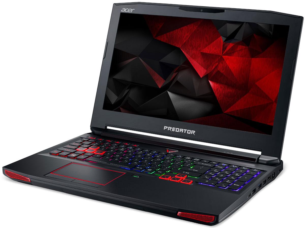Acer Predator G9-593-74BY, Black