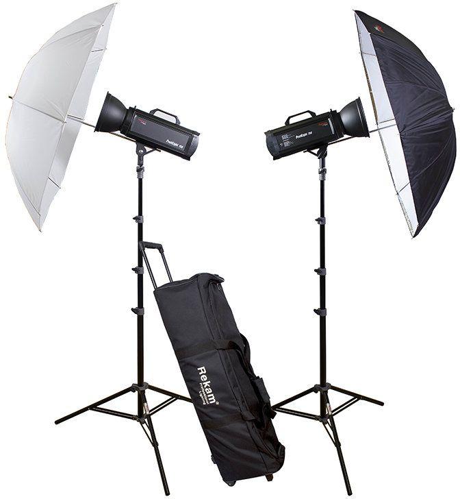 Rekam ProfiLight 750 UM Kit комплект импульсных оcветителей