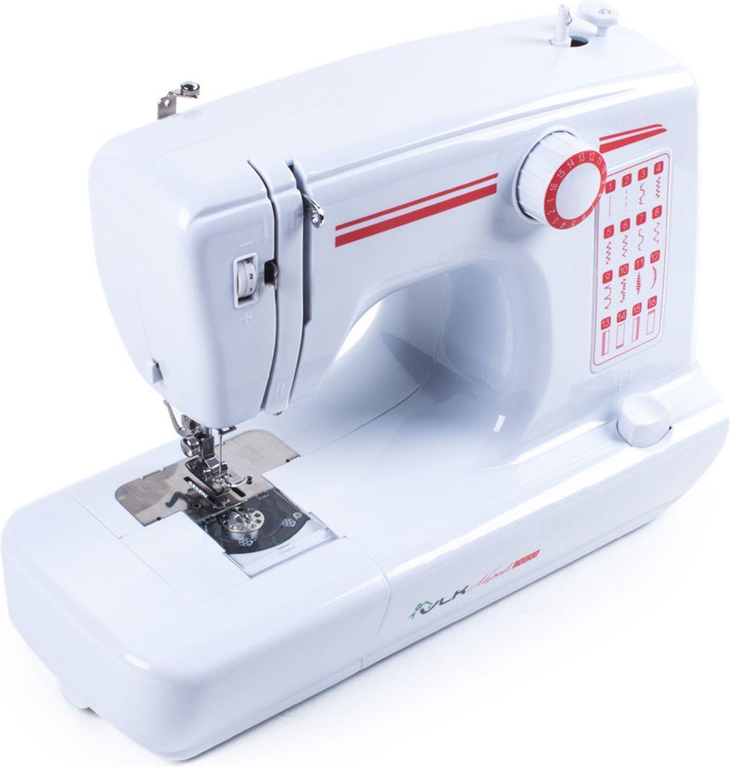 VLK Napoli 2600 швейная машина