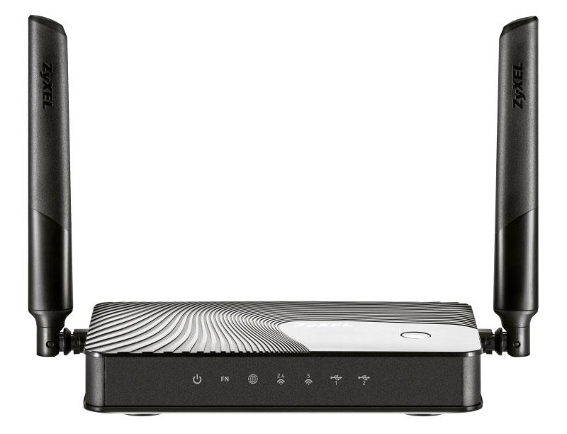 Zyxel Keenetic Ultra II WiFi интернет-центрKeenetic Ultra IIИсчерпывающее разнообразие способов подключения к Интернету ZyXEL Keenetic Ultra II WiFi предназначен прежде всего для надежного полнофункционального подключения вашего дома к Интернету и IP-телевидению по выделенной линии Ethernet через провайдеров, использующих любые типы подключения: IPoE, PPPoE, PPTP, L2TP, 802.1X, VLAN 802.1Q, IPv4/IPv6.При этом он дает полную скорость по тарифам до 1000 Мбит/с независимо от вида подключения и характера нагрузки, а для IPoE/PPPoE — до 1800 Мбит/с в дуплексе. Кроме того, Keenetic Ultra II может обеспечивать подключение к Интернету через десятки популярных USB - модемов 3G/4G, DSL - модем или провайдерский PON - терминал с портом Ethernet, а также через провайдерский или частный хот - спот Wi-Fi. Различные сценарии резервирования доступа в Интернет Благодаря управляемому коммутатору и операционной системе NDMS 2 вы можете организовать подключение любыми описанными выше способами к нескольким провайдерам одновременно,...