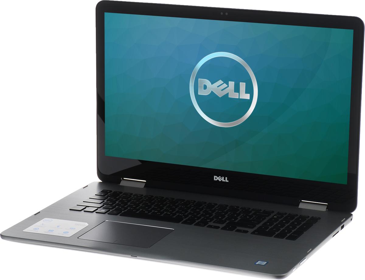 Dell Inspiron 7779-3294, Silver7779-3294Первый среди устройств такого же размера ноутбук два в одном Dell Inspiron 7779 с диагональю 17 дюймов служит эталоном высококлассного устройства благодаря большому экрану, мощному выделенному графическому адаптеру и корпусу из шлифованного алюминия. Достигайте большего. Увеличенная производительность. Процессор Intel Core i5 обеспечивает высокую производительность при любых нагрузках. При использовании выделенного графического адаптера NVIDIA GeForce 940M вы сможете легко заниматься видеомонтажом и наслаждаться великолепным изображением в играх без снижения производительности. Больше, чем настольный компьютер. Невероятная универсальность ноутбука два в одном позволяет Dell Inspiron 7779 выполнять абсолютно те же функции, что и настольный компьютер, даже в дороге. Это исключительно мощная система с функциональным экраном с диагональю 17 дюймов, которую удобно брать с собой. Ноутбук позволяет вам полностью просматривать рабочее пространство на...