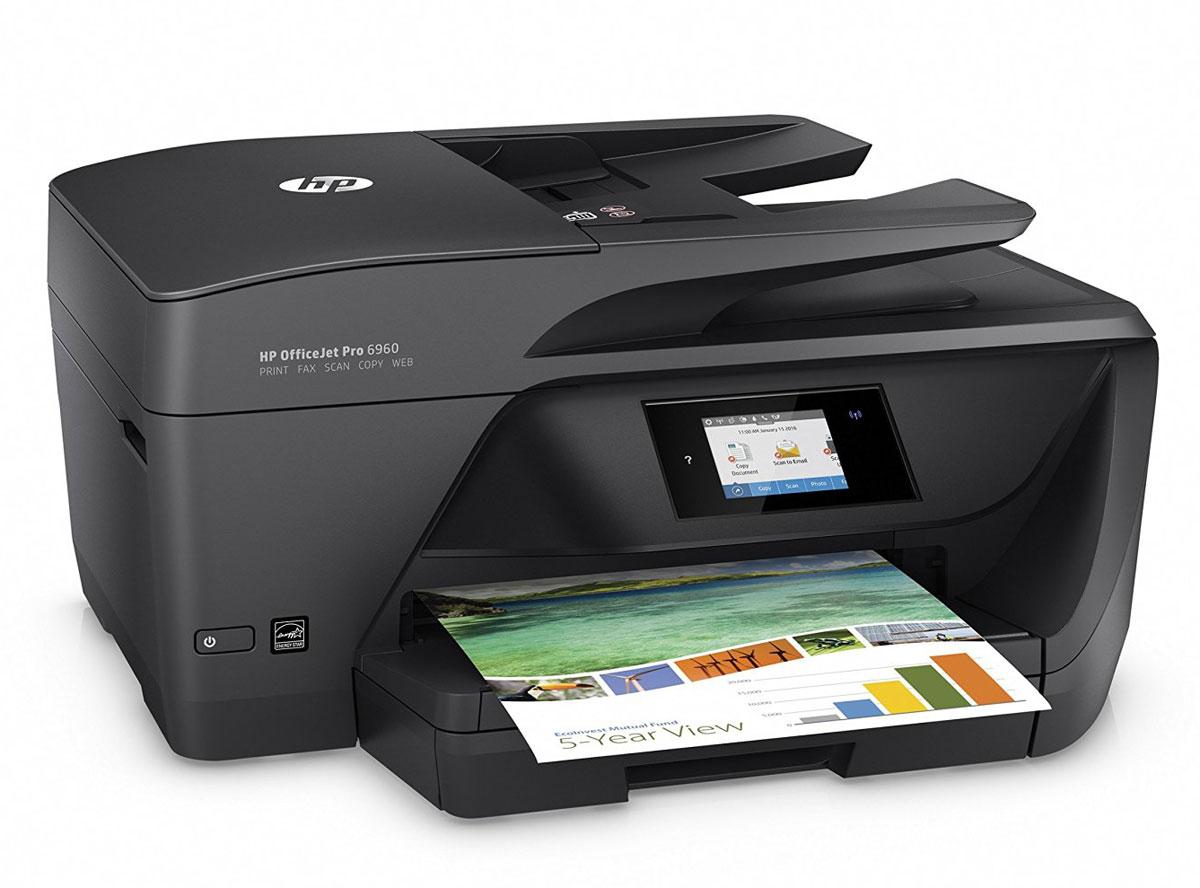HP Officejet Pro 6960 (J7K33A) МФУ