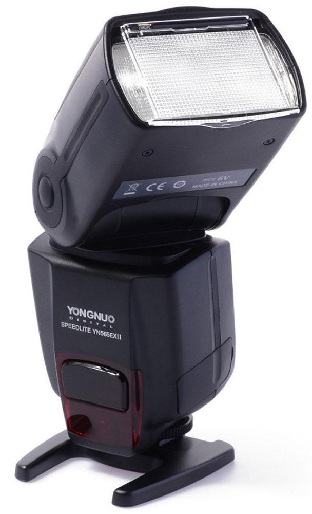 YongNuo Speedlite YN-565EXII вспышка для Canon yongnuo i ttl flash speedlite yn 565ex yn565ex speedlight for nikon d7000 d5100 d5000 d3100 d3000 d700 d300 d300s d200 d90 d80