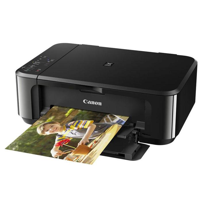 Canon Pixma MG3640, Black МФУ0515C007МФУ Canon Pixma MG3640 создано для тех, кто хочет с легкостью подключаться к мобильным устройствам и облачным ресурсам. С легкостью печатайте потрясающие фотографии с высокой детализацией без полей, а также документы с четким текстом профессионального качества — все благодаря системе картриджей Canon FINE и разрешению до 4800 точек на дюйм. Благодаря скорости печати документов ISO ESAT 9,9 изобр./мин в монохромном и 5,7 изобр./мин в цветном режиме вы получаете фотографию без полей размером 10x15 см за 44 секунду. С помощью улучшенного приложения PIXMA Cloud Link вы можете мгновенно распечатать фотографии из Facebook, Instagram или онлайн-альбомов; распечатать документы из таких облачных ресурсов, как Google Drive, OneDrive и Dropbox или отправить в них отсканированные изображения; вы даже можете отправлять отсканированные файлы/изображения электронной почтой — не используя ПК. Ваш смартфон всегда у вас под рукой, а с ним — и МФУ. Просто...