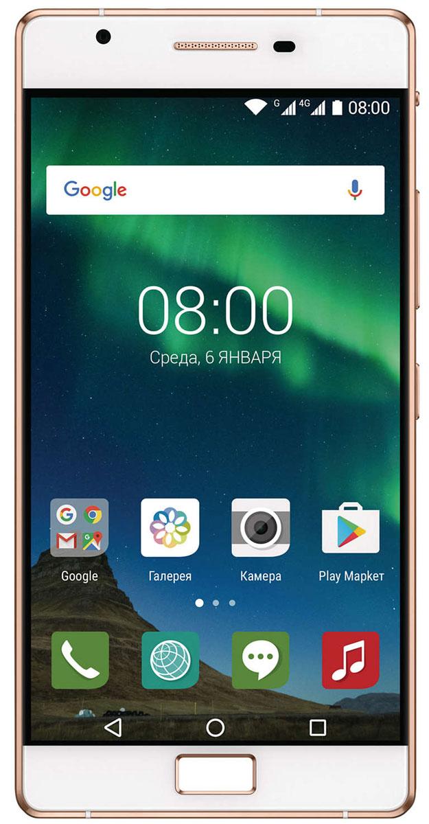 Philips Xenium X818, Champagne8712581741419Смартфон Philips Xenium X818 имеет целый набор современных полезных интеллектуальных функций в плоском корпусе. Организуйте свою жизнь — разделите контакты на 2 группы, используя два телефонных номера. С двумя SIM-картами вам не придется все время носить с собой 2 телефона. Интеллектуальная функция распознавания отпечатков пальцев позволяет ограничить доступ других людей к данным вашего телефона Philips. Вам требуется просто зарегистрировать отпечаток своего пальца с помощью встроенного датчика. Проведите пальцем по экрану, чтобы начать использование телефона и его потрясающих функций и приложений. Модель поддерживает двойной режим радиотехнологии 4G, что обеспечивает высокоскоростную передачу данных в сетях TDD-LTE и FDD-LTE. Более широкий охват сети LTE — больше возможностей вашего телефона! Philips Xenium X818 оснащен великолепным широким экраном высокого разрешения с диагональю 5,5, что обеспечивает яркие цвета и четкие детали....