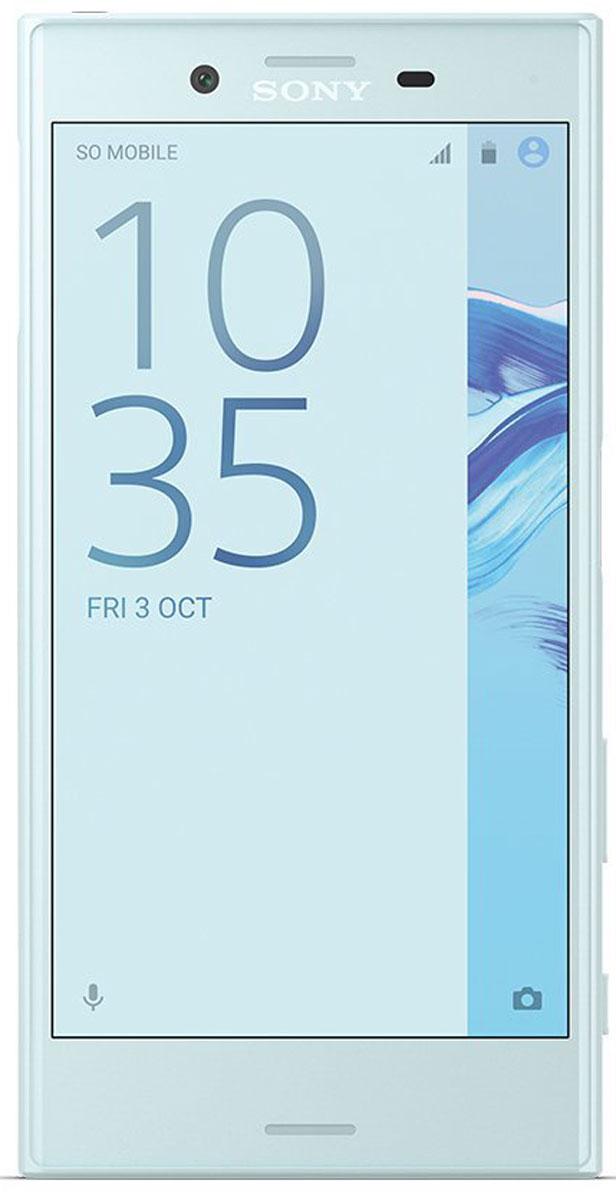Sony Xperia X Compact, Mist Blue7311271573975Компактный смартфон с камерой, способной запечатлеть все моменты жизни на четких снимках. Для Xperia X Compact движение не помеха. Благодаря технологии взаимодействия трех сенсоров, вы сможете четко снять движущиеся объекты даже при тусклом освещении. Вы никогда не упустите удачный кадр, поскольку смартфон имеет компактный размер 4,6 дюйма, и его удобно носить с собой. Хорошая фотография — та, которую не нужно обрабатывать. Благодаря сенсору RGBC-IR в Xperia X Compact изображение на снимке будет таким, как вы его видите своими глазами. Цвета будут всегда яркими и реалистичными, а фильтры больше не понадобятся. Камера на 23 Мпикс запечатлеет даже самые мимолетные мгновения. Это самая быстрая камера от Sony, которая переходит из режима ожидания в режим съемки за 0,6 секунды. Быстрый запуск, специальная кнопка съемки и быстрая обработка изображений позволят вам запечатлеть самые быстротечные и неожиданные моменты жизни. В Xperia X...