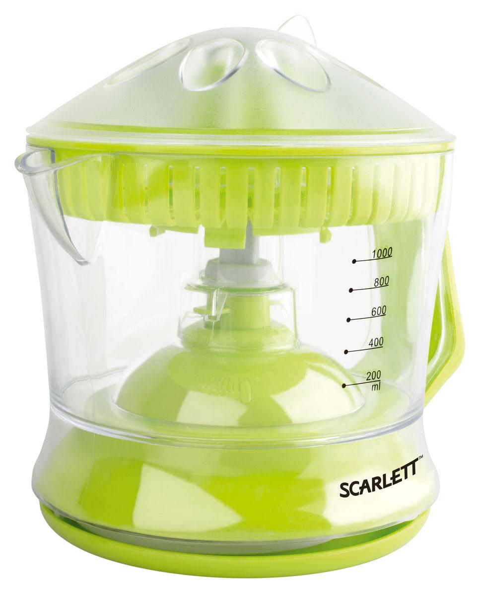 Scarlett SC-JE50C04, Lime соковыжималка