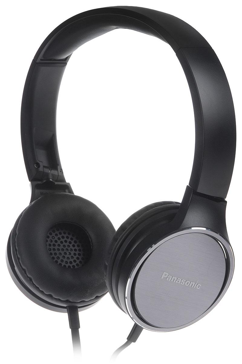 Panasonic RP-HF500MGCK, Black наушникиRP-HF500MGCKБлагодаря простому минималистичному, но в тоже время стильному дизайну, наушники с микрофоном Panasonic RP-HF500MGC отлично подойдут к любому пользователю. Оптимальные по размеру динамики создают мощный насыщенный звук, а складная конструкция гарантирует компактность и отличную портативность. Мягкие амбушюры и эргономичный дизайн позволяют слушать музыку в течение нескольких часов. Стильные наушники с микрофоном подарят вам неизменно чистый и четкий звук, где бы вы ни находились - дома или в пути.