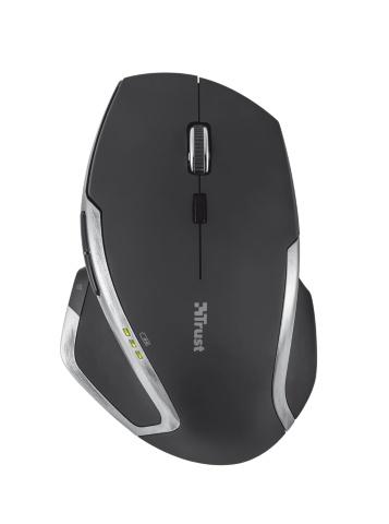 Trust Evo Advanced Laser Mouse, Black мышь
