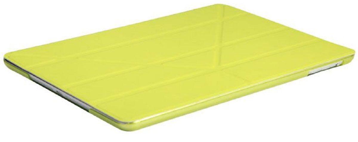 IT Baggage чехол для Apple iPad Pro 9,7, LimeITIPADPRO97-5Чехол IT Baggage для планшета Apple iPad Pro 9,7 надежно защищает ваше устройство от случайных ударов и царапин, а так же от внешних воздействий, грязи, пыли и брызг. Крышку можно использовать в качестве настольной подставки для вашего устройства. Чехол приятен на ощупь и имеет стильный внешний вид. Он также обеспечивает свободный доступ ко всем функциональным кнопкам планшета и камере.