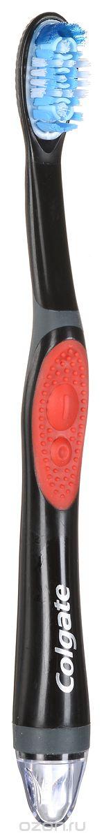 Colgate 360 Sonic Power электрическая зубная щетка, цвет: черный FCN10037_черный