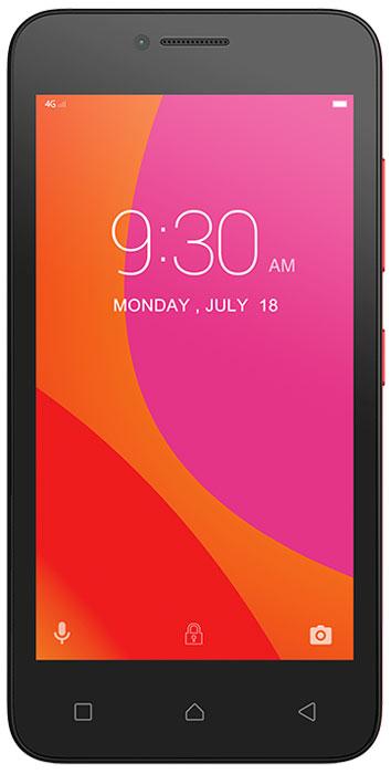 Lenovo B (A2016), RedPA4R0186RUВпусти в свою жизнь Lenovo B — компактный, доступный и высокопроизводительный смартфон. Почувствуй мощность четырехъядерного процессора; путешествуй по сети, играй в любимые игры и смотри потоковое видео на скорости 4G. Этому смартфону под силу любые задачи. Благодаря весу всего 144 грамма, скругленным углам корпуса и текстурированной задней панели это устройство приятно держать в руке, и оно отлично поместится в карман. Компактный смартфон оборудован 4,5- дюймовым сенсорным экраном, на котором удобно пролистывать страницы в дороге, а также играть и смотреть фильмы. Уровень производительности имеет значение, даже если ты просматриваешь веб-страницы или делишься фото с друзьями. Благодаря высокоскоростному 64-разрядному четырехъядерному процессору с частотой 1,0 ГГц Lenovo B обеспечивает оптимальное сочетание производительности и мощности, даже в условиях одновременной работы сразу с несколькими приложениями. Обнови статус в социальных сетях быстрее,...