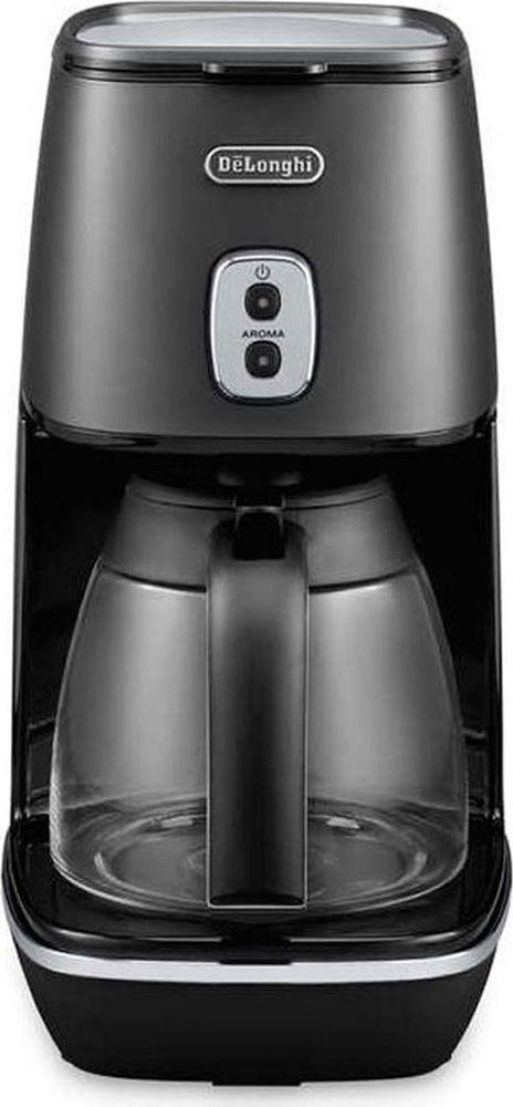 DeLonghi Distinta ICMI211, Black кофеварка