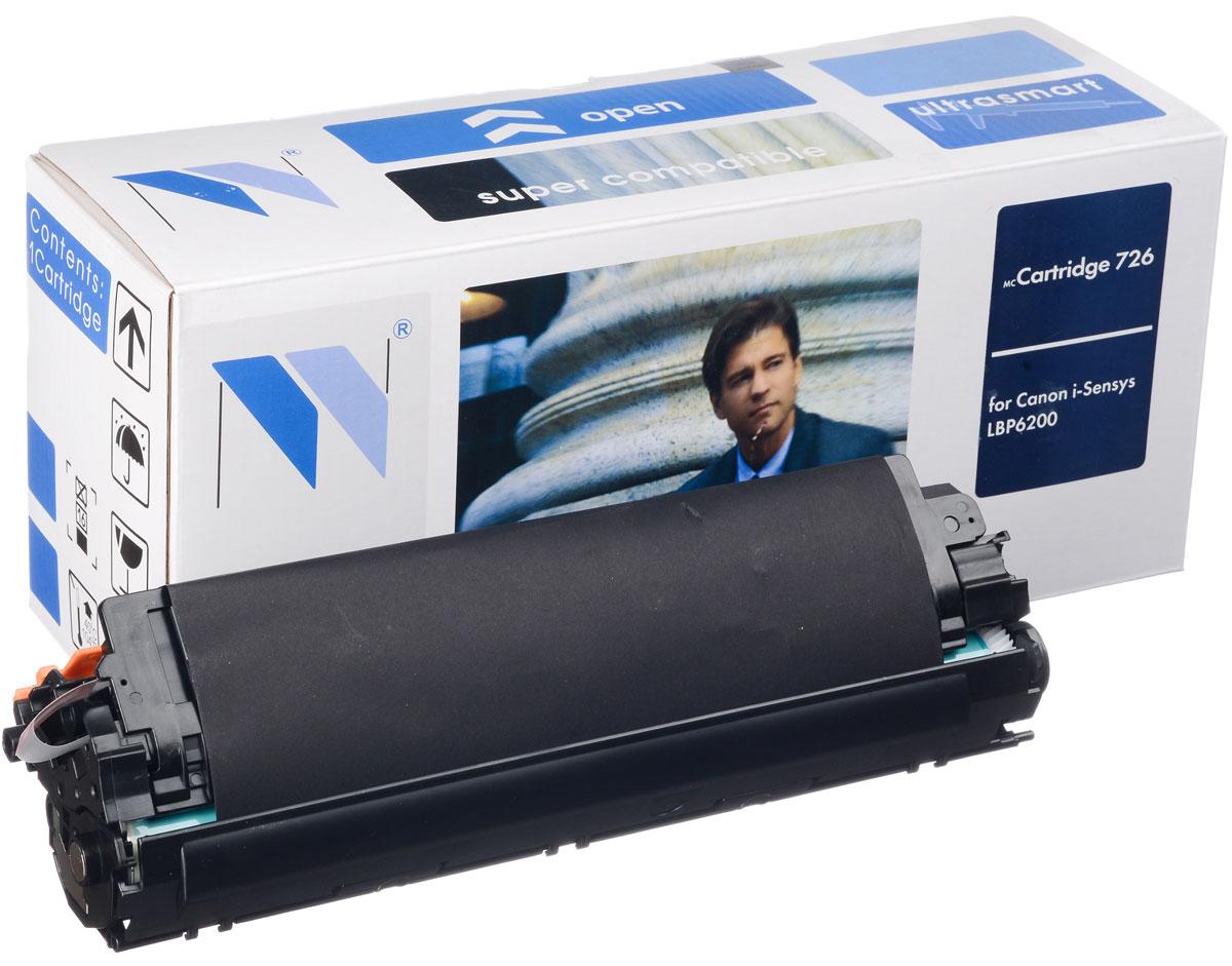 NV Print 726, Black тонер-картридж для Canon i-SENSYS LBP 6200dNV-726Совместимый лазерный картридж NV Print 726 для печатающих устройств Canon - это альтернатива приобретению оригинальных расходных материалов. При этом качество печати остается высоким. Тонер-картридж NV Print 726 спроектирован и разработан с применением передовых технологий, наилучшим образом приспособлен для эффективной работы печатного устройства. Все компоненты оптимизируют процесс печати и идеально сочетаются в течение всего времени работы, что дает вам неизменно качественные результаты при использовании вашего лазерного принтера.
