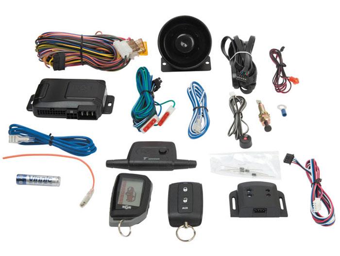 KGB GX-3 охранная система для автомобиля