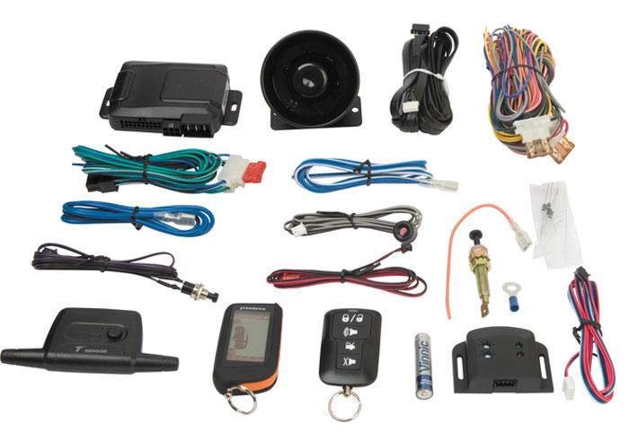 Pantera SPX-1 охранная система для автомобиля