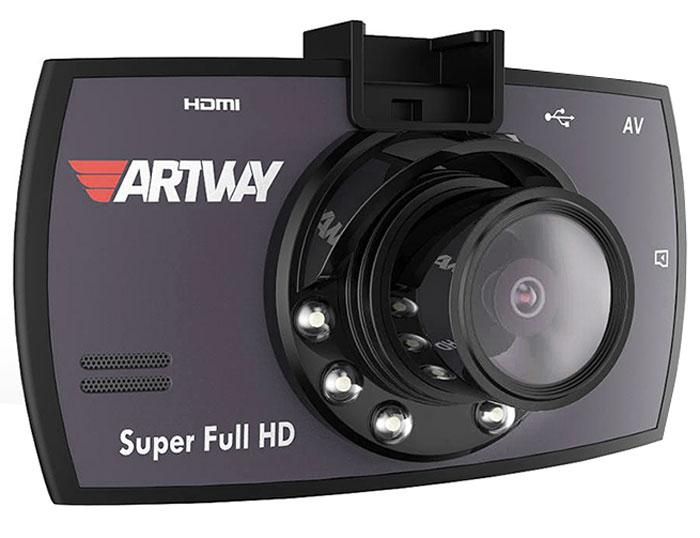 Artway AV-700, Black видеорегистратор