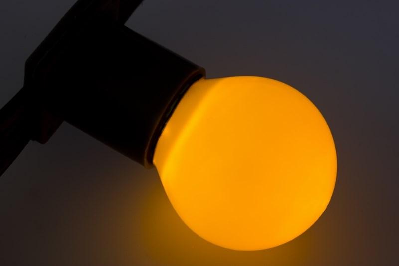 Лампа шар