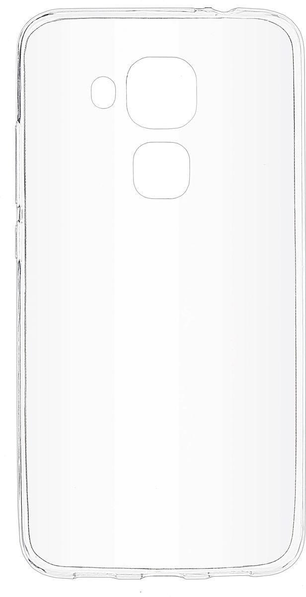 Skinbox Slim Silicone чехол для Huawei Nova Plus, Clear2000000107769Чехол-накладка Skinbox Slim Silicone для Huawei Nova Plus надежно защитит ваш смартфон от внешних воздействий, грязи, пыли, брызг. Он также поможет при ударах и падениях, не позволив образоваться на корпусе царапинам и потертостям. Чехол обеспечивает свободный доступ ко всем функциональным кнопкам, разъёмам и камере смартфона.
