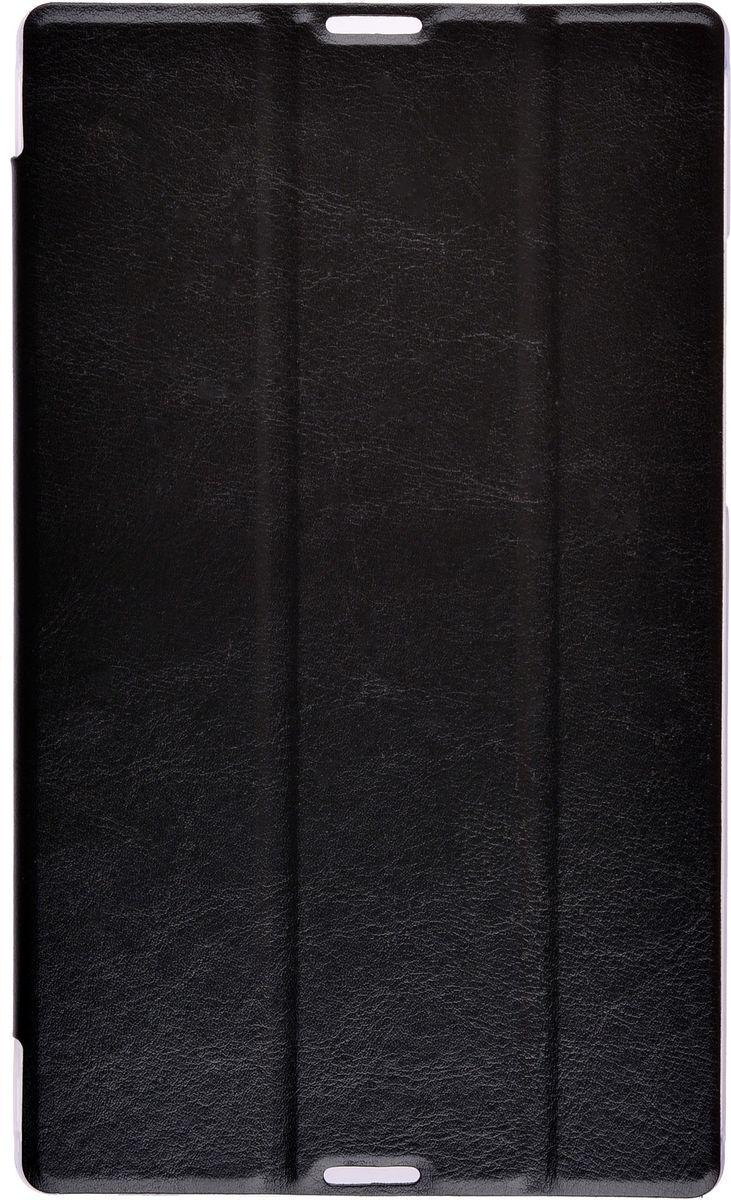 ProShield Slim Case чехол для Lenovo Tab 3 850M, Black2000000099972Чехол ProShield Slim Case для Lenovo Tab 3 850M надежно защищает ваш планшет от внешних воздействий, грязи, пыли, брызг. Он также поможет при ударах и падениях, не позволив образоваться на корпусе царапинам и потертостям. Чехол обеспечивает свободный доступ ко всем разъемам и кнопкам устройства.