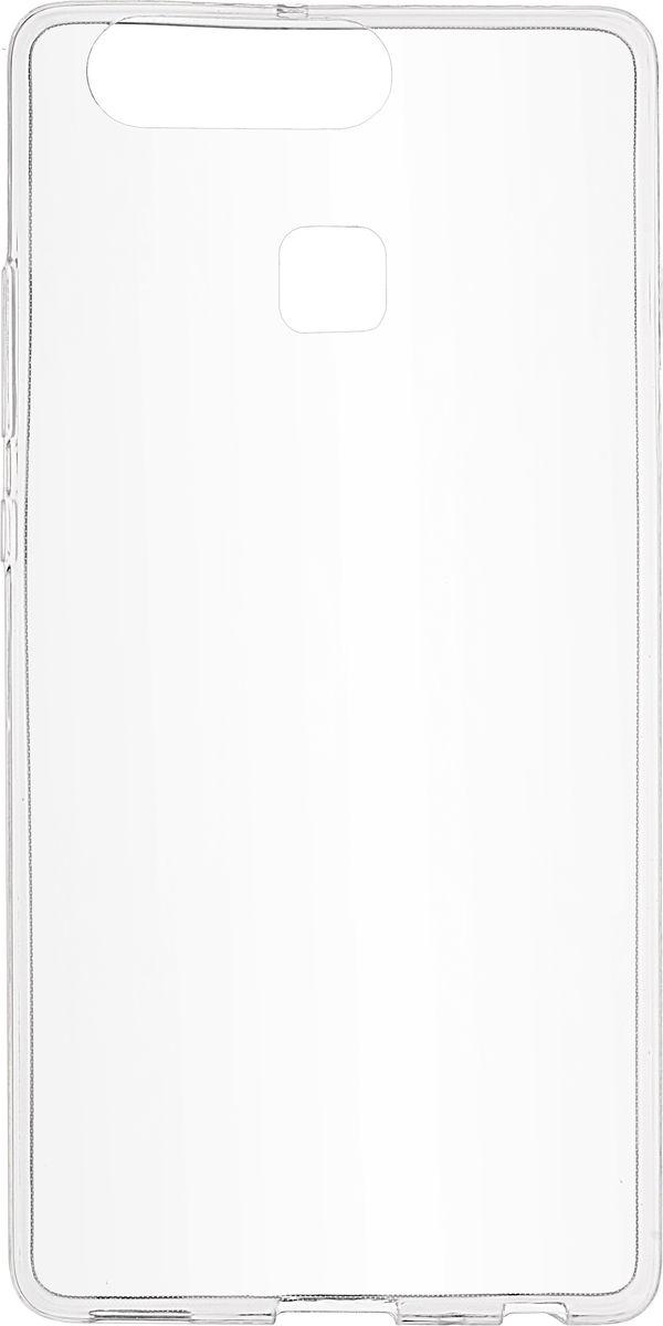 Skinbox Slim Silicone чехол для Huawei P9, Clear