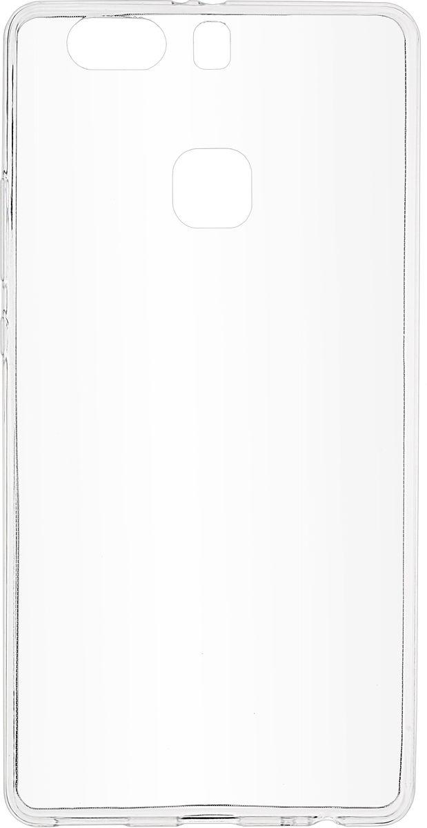Skinbox Slim Silicone чехол для Huawei P9 Plus, Clear2000000107684Чехол Skinbox Slim Silicone для Huawei P9 Plus надежно защищает ваш смартфон от внешних воздействий, грязи, пыли, брызг. Он также поможет при ударах и падениях, не позволив образоваться на корпусе царапинам и потертостям. Чехол обеспечивает свободный доступ ко всем функциональным кнопкам смартфона и камере.