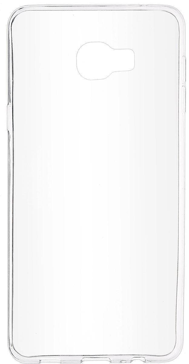 Skinbox Slim Silicone чехол для Samsung Galaxy C7, Clear