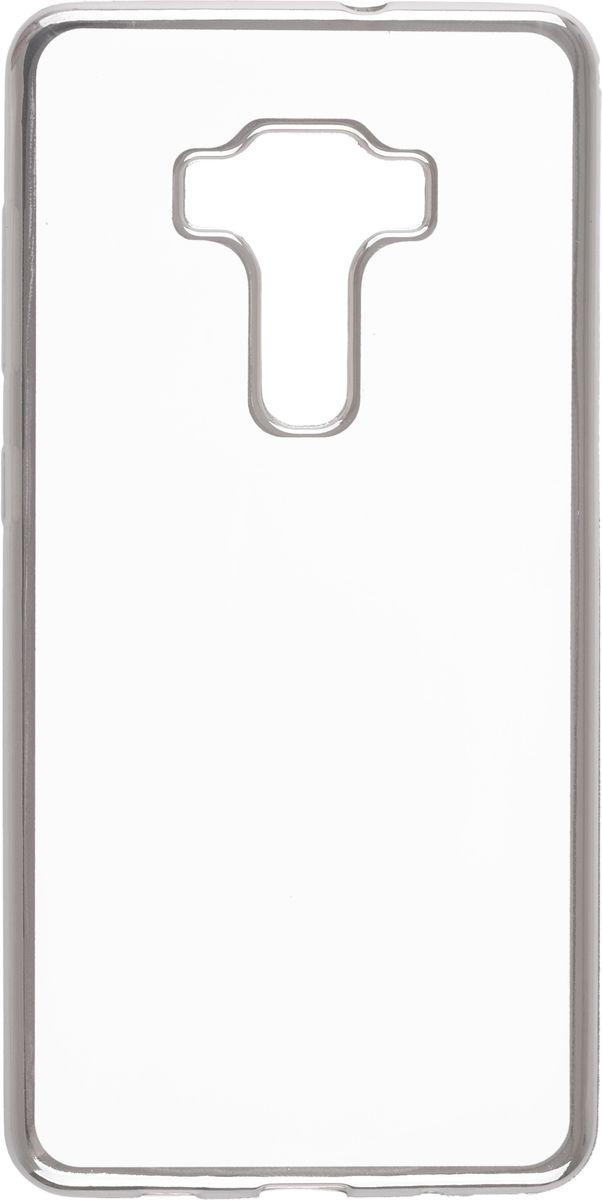Skinbox Silicone Chrome Border 4People чехол для Asus Zenfone 3 ZS570KL, Silver2000000105567Чехол-накладка Skinbox Silicone Chrome Border 4People для Asus Zenfone 3 (ZS570KL) бережно и надежно защитит ваш смартфон от пыли, грязи, царапин и других повреждений. Выполнен из высококачественного поликарбоната, плотно прилегает и не скользит в руках. Чехол-накладка оставляет свободным доступ ко всем разъемам и кнопкам устройства.