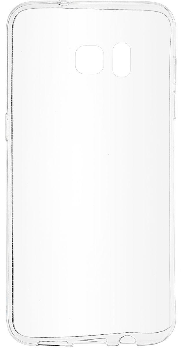 Skinbox Slim Silicone чехол для Samsung Galaxy S7 Edge Injustice, Clear2000000107660Чехол-накладка Skinbox Slim Silicone для Samsung Galaxy S7 Edge надежно защитит ваш смартфон от внешних воздействий, грязи, пыли, брызг. Он также поможет при ударах и падениях, не позволив образоваться на корпусе царапинам и потертостям. Чехол обеспечивает свободный доступ ко всем функциональным кнопкам, разъемам и камере смартфона.