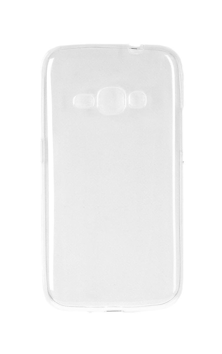 Pulsar Clipcase TPU чехол для Samsung Galaxy J1 2016, Clear21893Чехол Pulsar Clipcase TPU для Samsung Galaxy J1 (2016) бережно и надежно защитит ваш смартфон от пыли, грязи, царапин и других повреждений. Выполнен из высококачественных материалов, плотно прилегает и не скользит в руках. Чехол оставляет свободным доступ ко всем разъемам и кнопкам устройства.