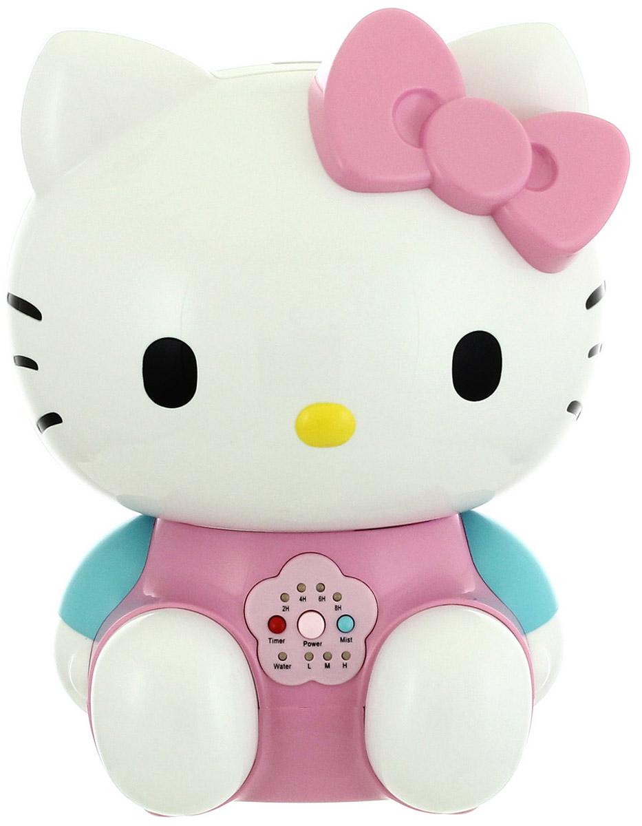 Ballu UHB-255 Hello Kitty E ультразвуковой увлажнитель воздухаНС-1037773Увлажнитель воздуха Ballu Hello Kitty – яркий, привлекательный и очень полезный прибор для комнаты вашего малыша! Он позаботится о здоровье самых маленьких членов вашей семьи без лишних хлопот для вас. Выбор скорости увлажнения Автоотключение при низком уровне воды Отключение через заданное время (8-часовой таймер на отключение) Автоматическая очистка водопроводной воды от солей жесткости (фильтр-картридж в комплекте) Механическое/электронное управление Складная ручка для переноски резервуара Регулировка интенсивности увлажнения