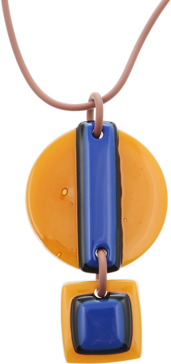 Колье Геометрия. Муранское стекло, каучук, ручная работа. Murano, Италия (Венеция)f455gew8Колье Геометрия. Муранское стекло, каучук, ручная работа. Murano, Италия (Венеция). Размер: полная длина 85 см. Каждое изделие из муранского стекла уникально и может незначительно отличаться от того, что вы видите на фотографии.