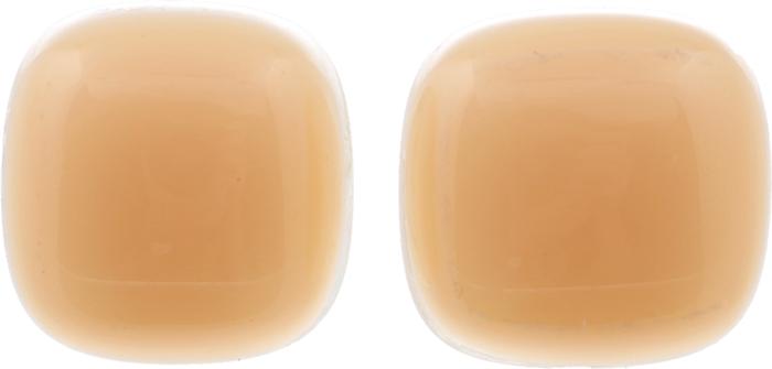 Серьги-пусеты Нежный персик. Муранское стекло, бижутерный сплав серебряного тона, ручная работа. Murano, Италия (Венеция)r964q100Серьги-пусеты Нежный персик. Муранское стекло, бижутерный сплав серебряного тона, ручная работа. Murano, Италия (Венеция). Размер - 1 х 1 см. Каждое изделие из муранского стекла уникально и может незначительно отличаться от того, что вы видите на фотографии.