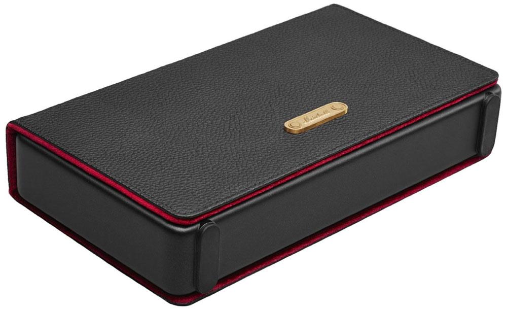 Marshall Stockwell Case, Black Red чехол для портативной акустической системы