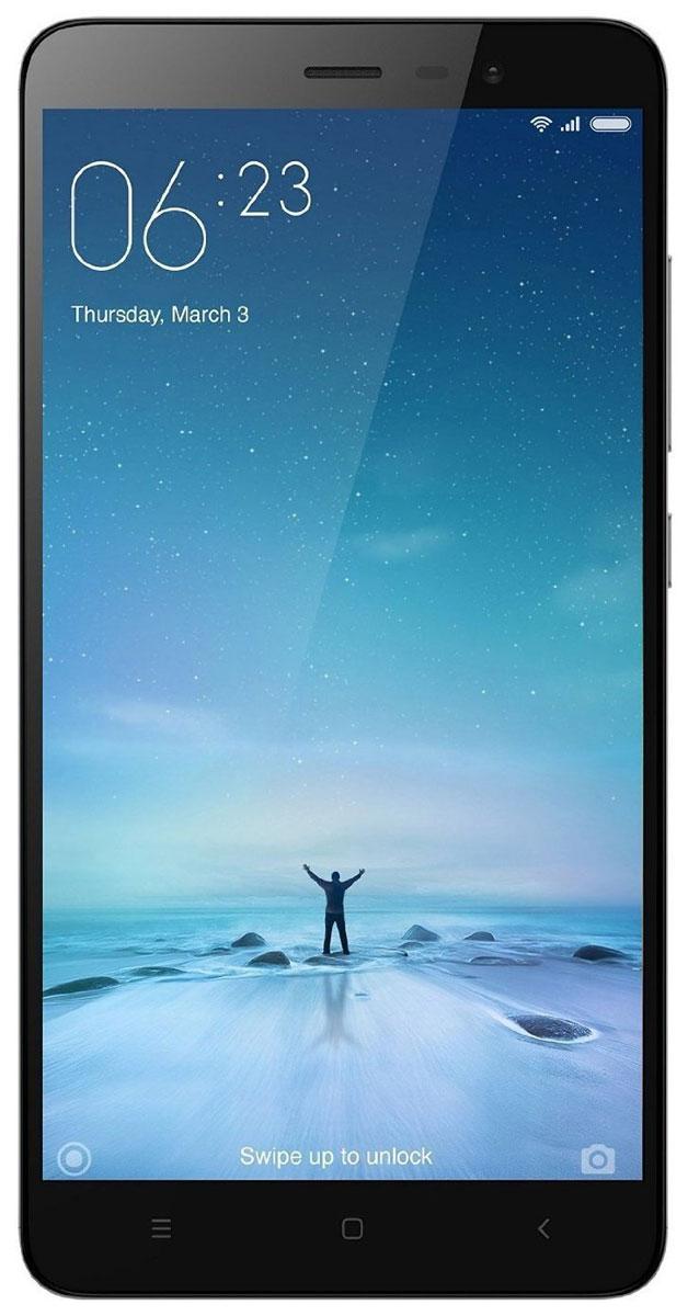 Xiaomi Redmi Note 3 Pro (16GB), Grey6954176857620Xiaomi Redmi Note 3 Pro - это мощный флагманский смартфон с наличием функции сканера отпечатков пальцев, металлическим корпусом, емкой батареей на 4050 мАч. Несмотря на свои мощные характеристики и большую укомплектованность, фаблет выглядит очень изящно, он по-прежнему остается очень легким и приятным на ощупь. Быстрый, легкий, красивый, износоустойчивый. Redmi Note 3 Pro наверняка понравится вам. Скорость! Именно за это смартфон может называться флагманом. Скорость работы смартфона дает возможность в полной мере оценить и ощутить весь спектр позитивных эмоций, играя в различные игры. Redmi Note 3 Pro оснащен высокопроизводительным процессором Qualcomm MSM8956 Snapdragon 650 с 6 ядрами, кроме того, имеет более быструю двухканальную внутреннюю память eMMC 5.0, не говоря уже о новой системе MIUI 7. Одним словом, оптимизация ОС смартфона позволит вам получать массу удовольствия от использования Redmi Note 3 Pro. Во время игр на смартфоне у вас не...