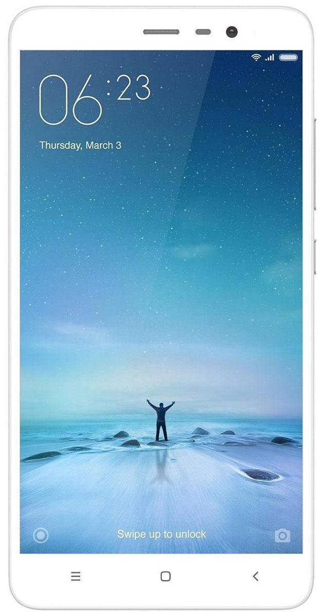 Xiaomi Redmi Note 3 (16GB), Silver6954176857637Xiaomi Redmi Note 3 может похвастаться топовой конфигурацией, а именно металлическим корпусом, функцией распознавания отпечатков пальцев, мощным аккумулятором 4000 мАч. Он воплотил самые смелые ожидания: объединил в себе последние достижения науки и при этом сохранил былое изящество и легкость. Быстродействие Redmi Note 3 обеспечено наличием топового 8-ядерного процессора, двухканального режима оперативной памяти, высокоскоростного модуля флеш-памяти eMMC 5.0, а также обновленной системы MIUI 7. Превосходная аппаратная начинка в сочетании с быстрой операционной системой обеспечивают скорость и комфортное использование смартфона. Redmi Note 3 способен идентифицировать пользователя по отпечатку пальца. Разблокировка смартфона происходит мгновенно - всего за 0,3 секунды, что значительно быстрее ручного ввода пароля. Также специально для онлайн-покупок новый смартфон оснащен функцией подтверждения оплаты через отпечаток пальца. Более того, для обеспечения...