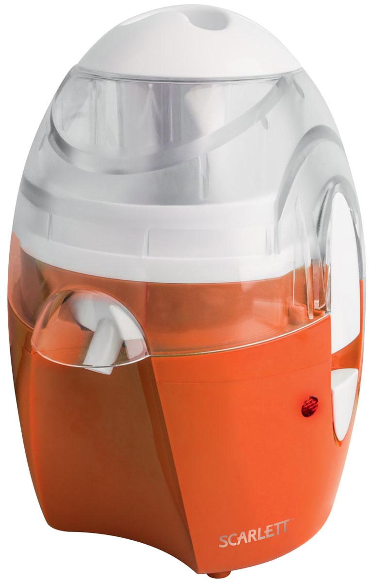 Scarlett SC-JE50S25 соковыжималкаSC-JE50S25Соковыжималка Scarlett SC-JE50S25 аккуратно и эффективно извлекает возможное количество сока из фруктов и овощей, сохраняя полезные свойства.