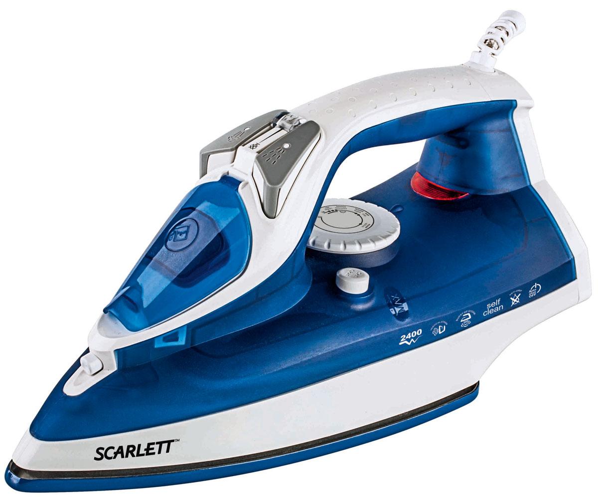 Scarlett SC-SI30E01, Blue утюг
