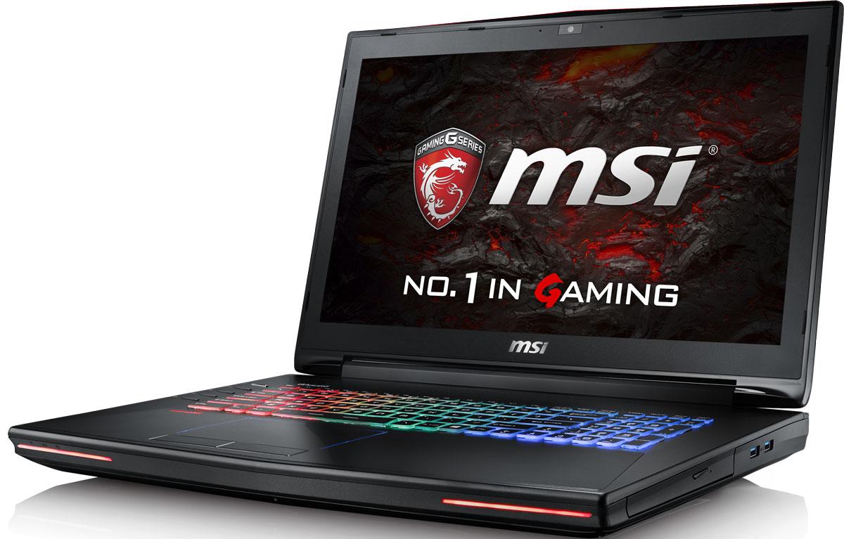 MSI GT72VR 6RE Dominator Pro, Black