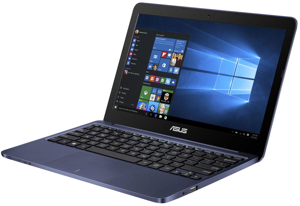Asus VivoBook E200HA, Blue (E200HA-FD0004TS)