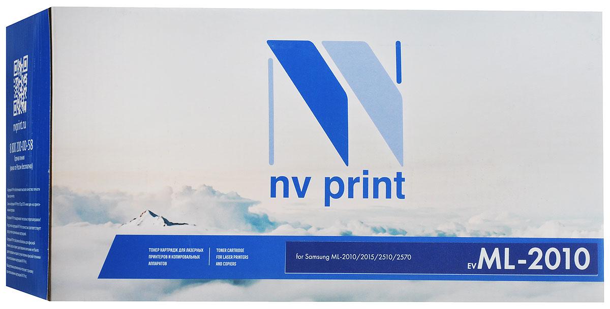 NV Print ML-2010, Black тонер-картридж для Samsung ML-2010/2015/2510/2570ML-2010Совместимый лазерный картридж NV Print ML-2010 для печатающих устройств Samsung - это альтернатива приобретению оригинальных расходных материалов. При этом качество печати остается высоким. Лазерные принтеры, копировальные аппараты и МФУ являются более выгодными в печати, чем струйные устройства, так как лазерных картриджей хватает на значительно большее количество отпечатков, чем обычных. Для печати в данном случае используются не чернила, а тонер.