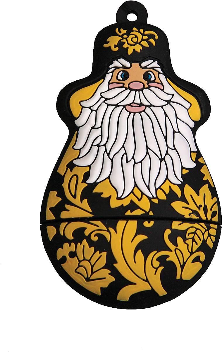 Mister Christmas PVCD-34 флеш-накопительPVCD-34Стильный дизайн USB-флэш от Mister Christmas позволяет использовать его не только по назначению, как информационный накопитель, но и как брелок, яркое подвесное украшение, выполненное в традиционном стиле «Матрешка» по мотивам старинных русских народных промыслов. Стили росписей Nevalyashka - «Гжель», «Хохлома» и др. неповторимы, несут в себе индивидуальные черты, выраженные в особенностях художественного почерка, технике и манере исполнения.